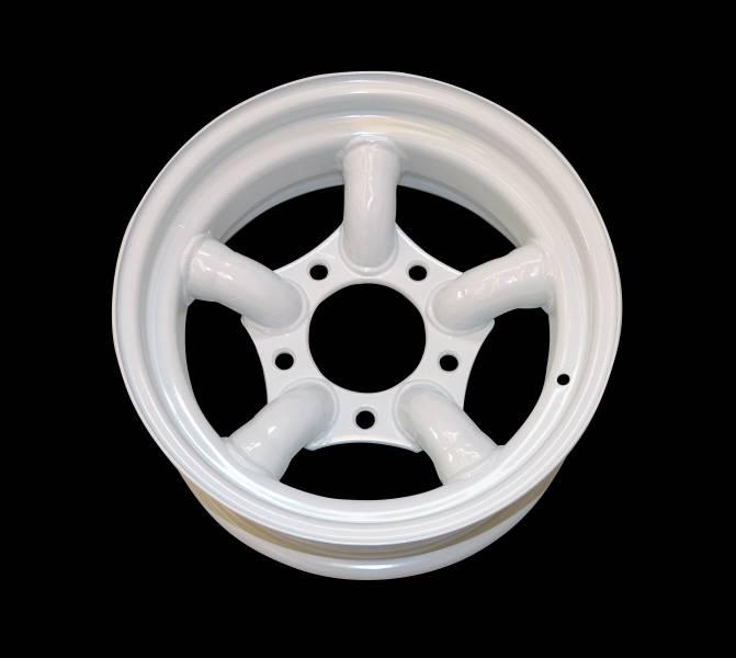 Tyrex Heavy Duty 5-Spoke 7x16 Wit