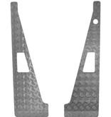 Wing Top Traanplaat Aluminium 3mm