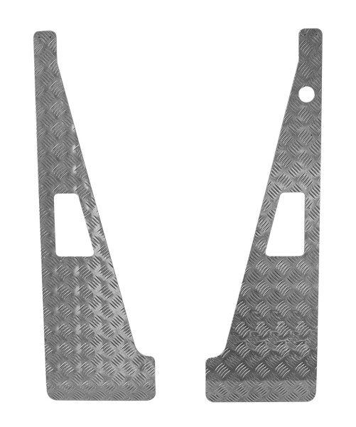Raptor 4x4 Wing Top Traanplaat Aluminium 3mm