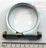 Exhaust Manifold Clamp Defender 19J