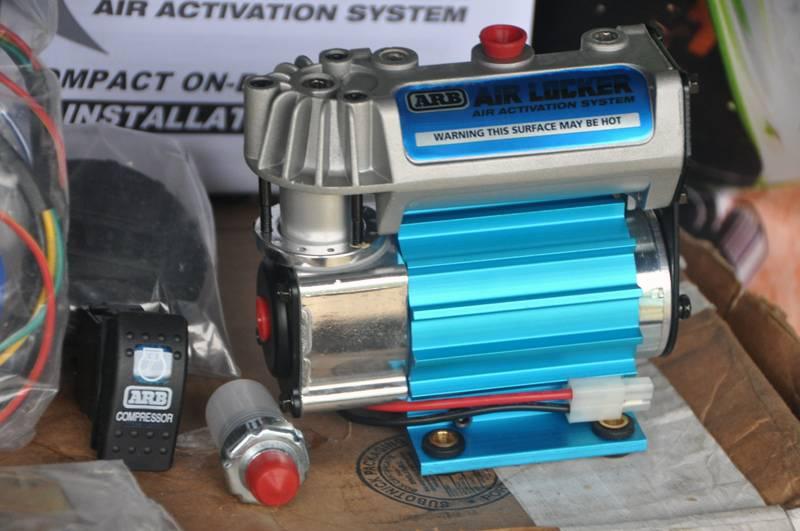 Compressor Klein (12 Volt)
