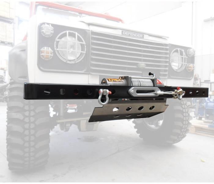 Raptor 4x4 Front HD Winch Bumper Defender