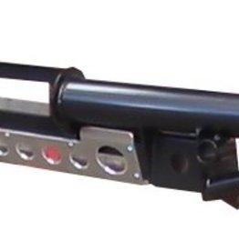 Raptor 4x4 Tubular Winch Bumper