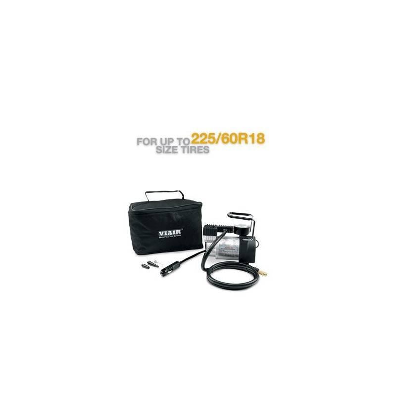 VIAIR 70P Portable Compressor Kit Sport Compact Series, 12V, 100 PSI, for Passenger Car Tires