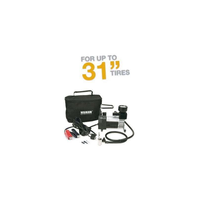 90P Portable Compressor Kit 12V, 15% Duty, 120 PSI, 30 Min. @ 30 PSI