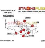 Stronglfex Trekstang Bus Boven/Onder 80ShA