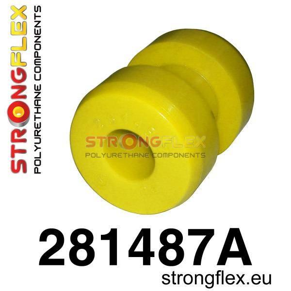Stronglfex Draagarm Bus Achterzijde Hockeystick 90ShA