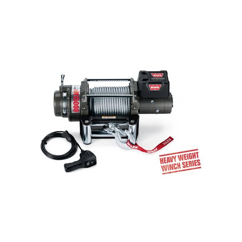 Warn Warn M15000 24V (6804kg) 24V