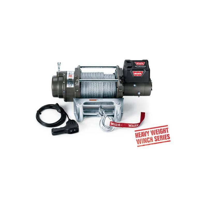Warn Warn M12000 24V (5440kg)