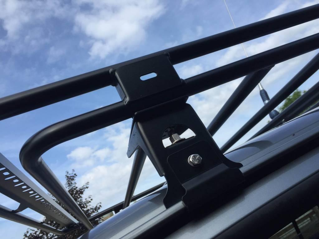 Roofrack Nissan Patrol SWB (Y60 Y61 en GU4)