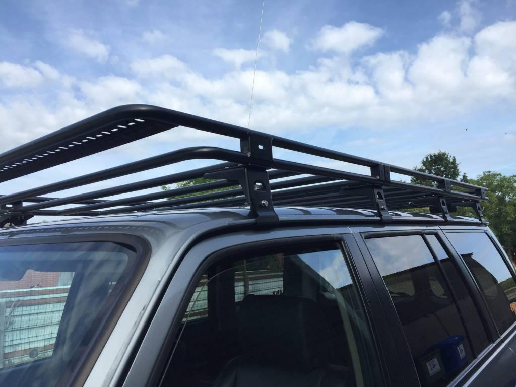 Roofrack Toyota Landcruiser LWB (HDJ80)