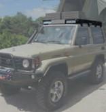 Roofrack Toyota Landcruiser SWB LJ70