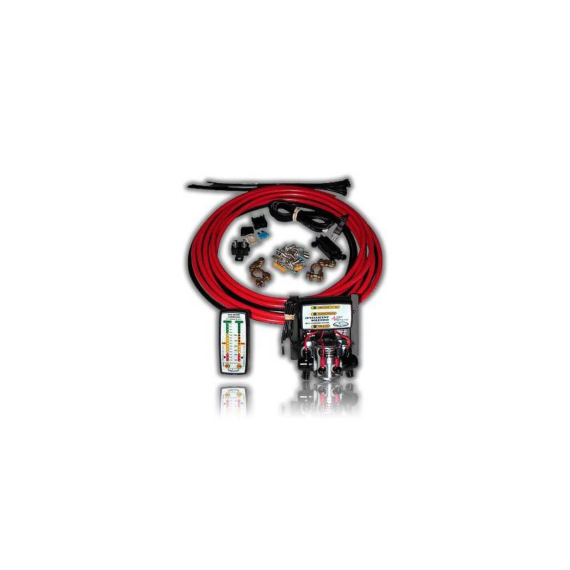 National Luna Batterij Manager DIY Kit (Dual Battery Isolator Kit)