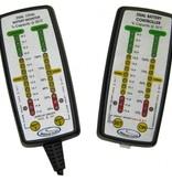National Luna Inviduele Monitor Dubbel Met Alarm (24V Compatibel)