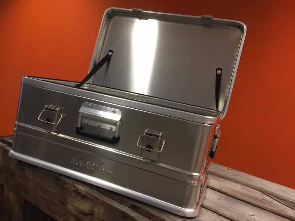 Aluminium Box 580x380x240
