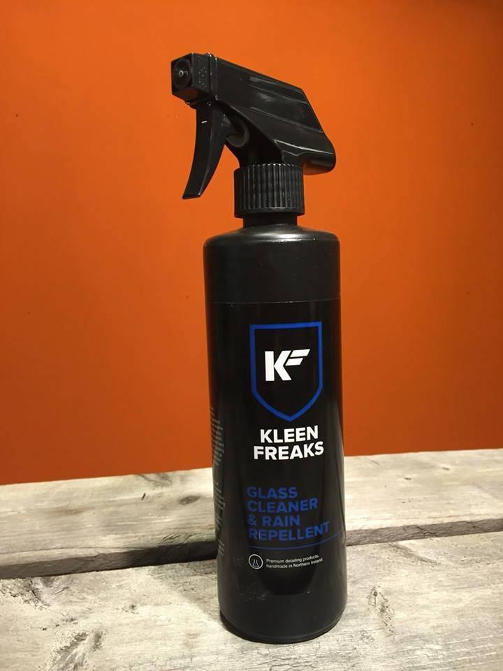 Glass Cleaner Rain Repellent 500ml
