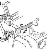 Rye 4x4 Snorkel Land Rover Defender TD5