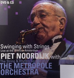 Piet Noordijk & MO - Swinging with Strings (DVD & CD)