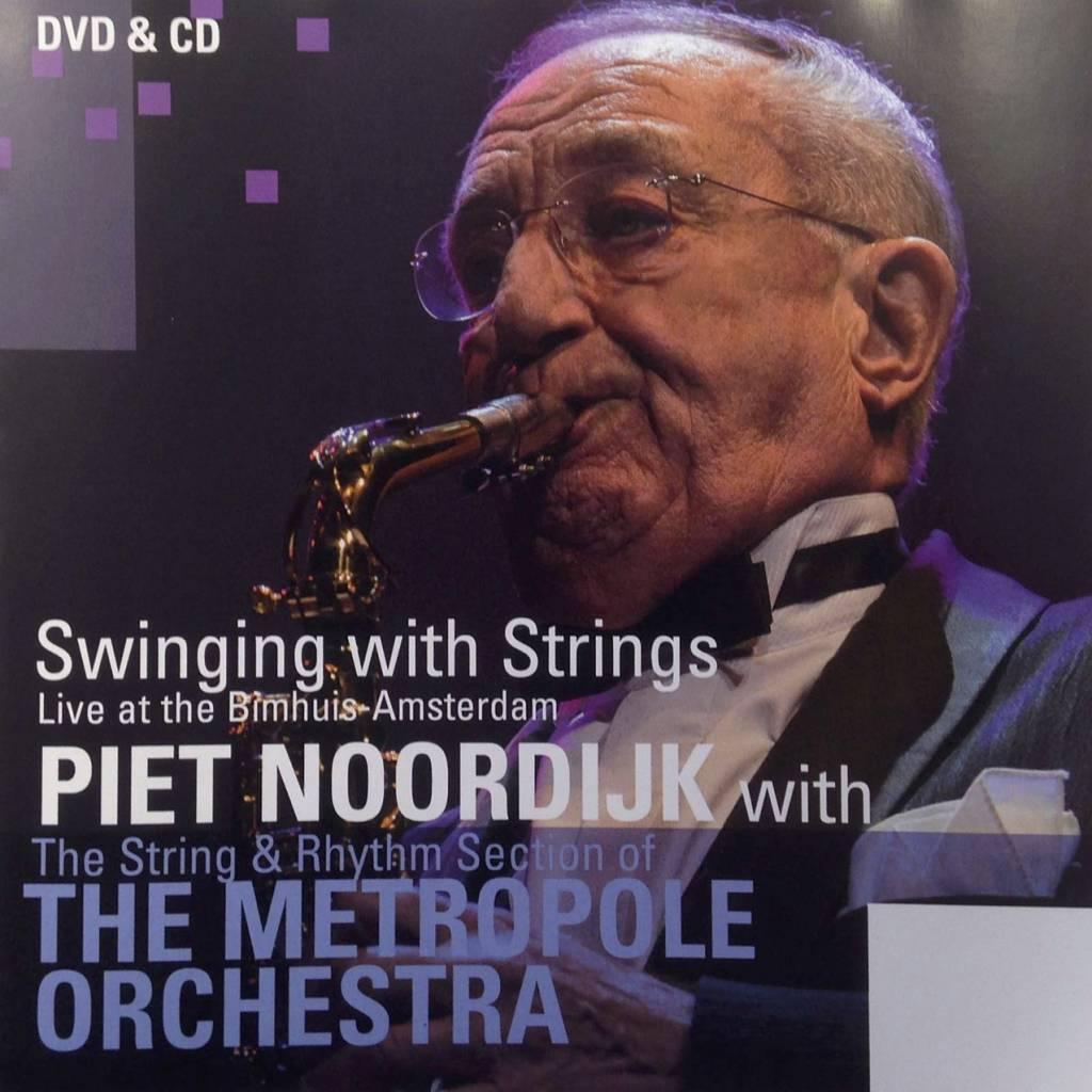 Piet Noordijk & MO - Swinging with Strings (DVD & CD)