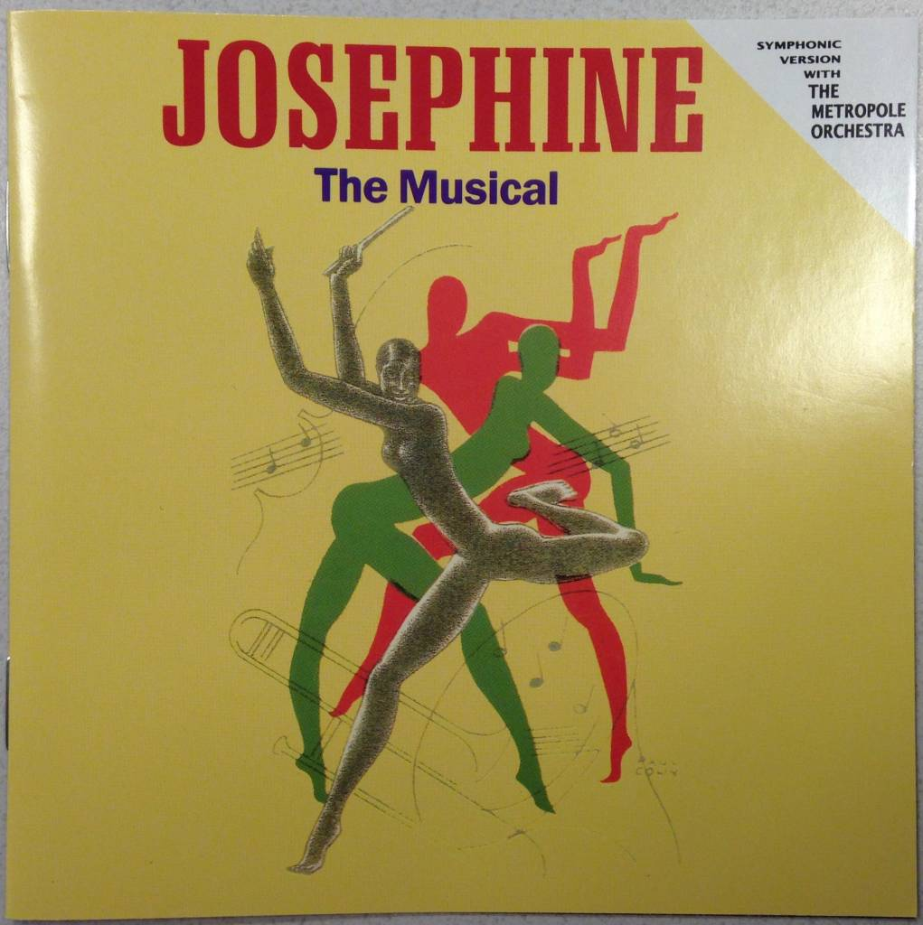 Metropole Orkest - JOSEPHINE The Musical