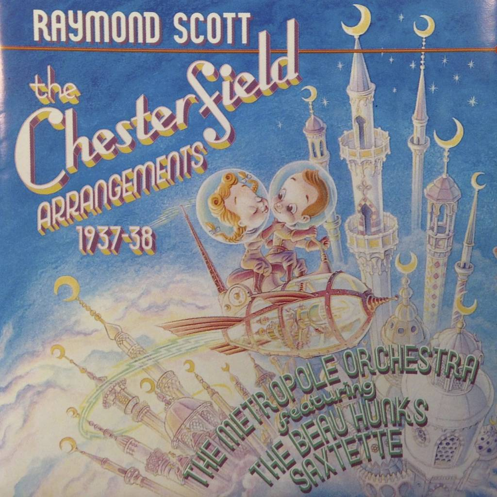 Metropole Orkest - the Chesterfield Arrangements 1937-38