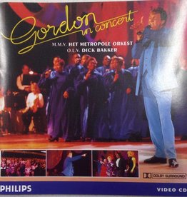 Gordon & MO - Gordon in concert (VCD)