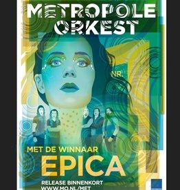 MO & Epica poster A0