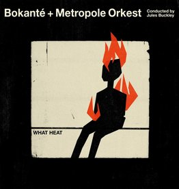 Bokanté & Metropole Orkest - What Heat (CD)