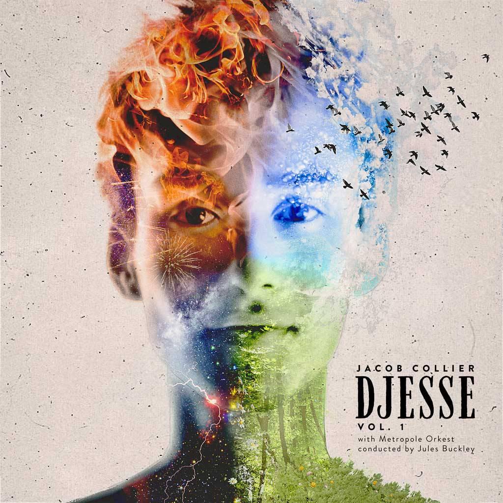 CD - Jacob Collier & MO - Djesse Vol.1