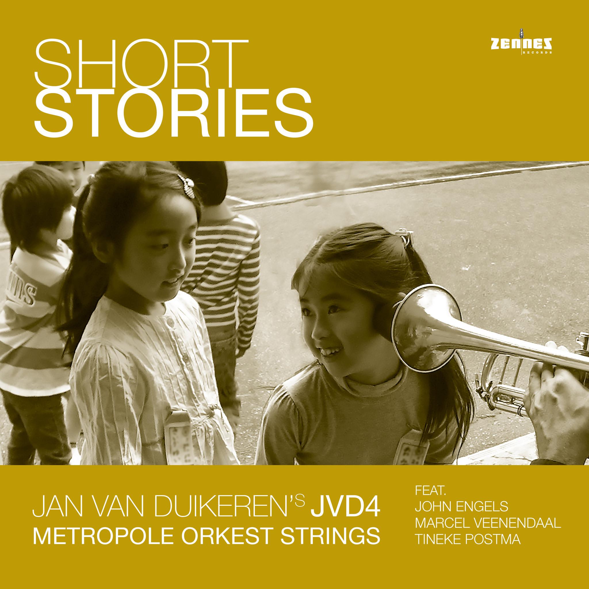 CD - Jan van Duikeren's JVD4 & Metropole Orkest Strings