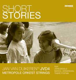 LP - Jan van Duikeren's JVD4 & Metropole Orkest Strings