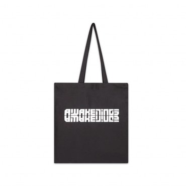 AWAKENINGS COTTON BAG BLACK