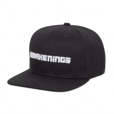 Awakenings Snapback Black