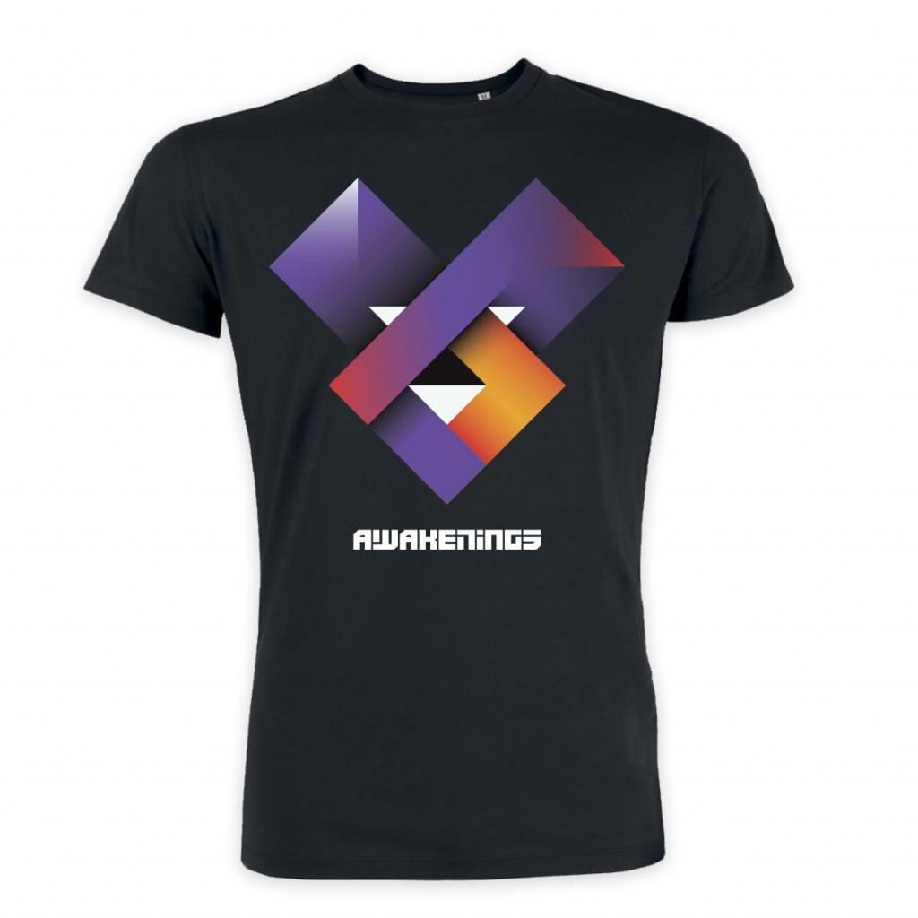Awakenings Lineup T-Shirt Black Men
