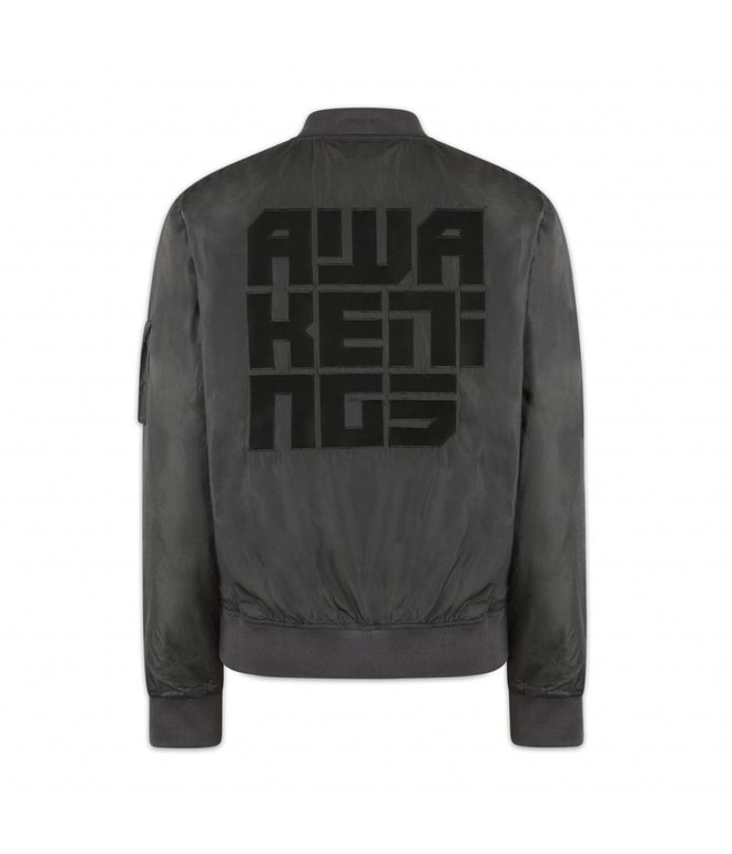 Awakenings Bomberjacket Grey Men