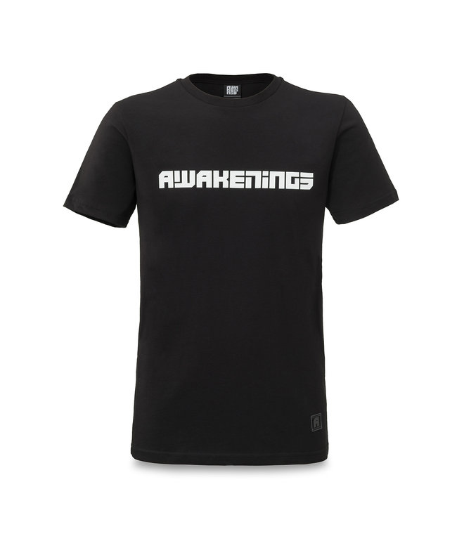 Awakenings t-shirt black/white