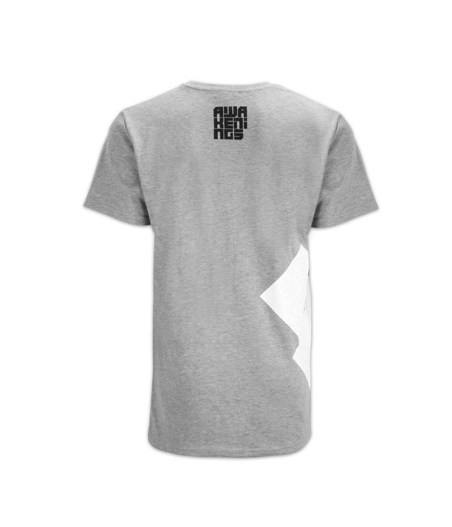 Awakenings Long T-Shirt Grey