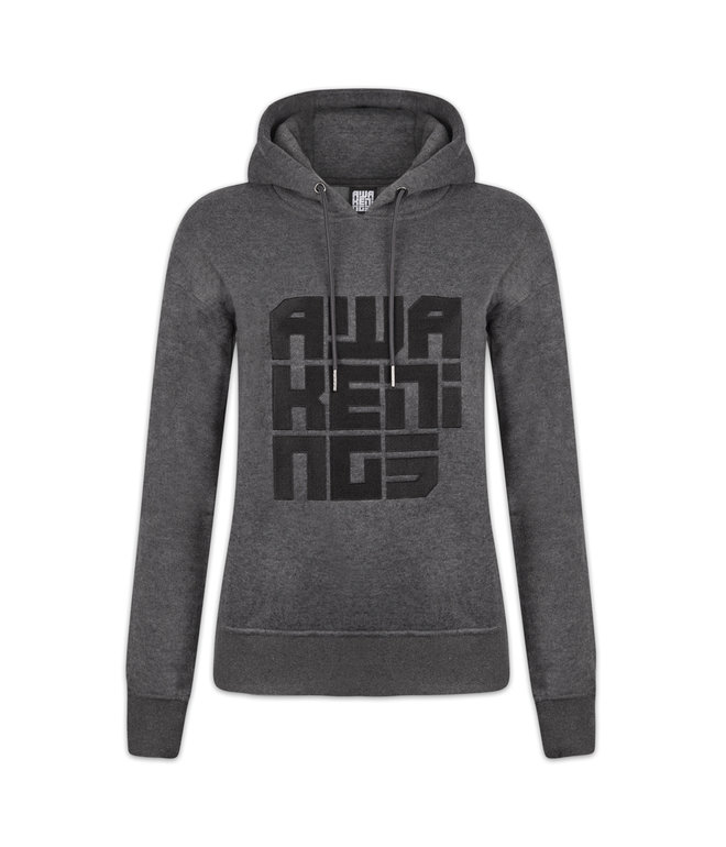 Awakenings Hoodie Cool Grey