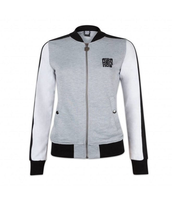 Awakenings Sweat Jacket Grey Women