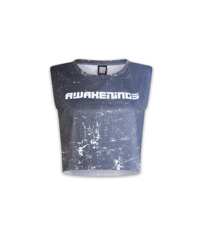 AWAKENINGS SHORT TEE BLUE