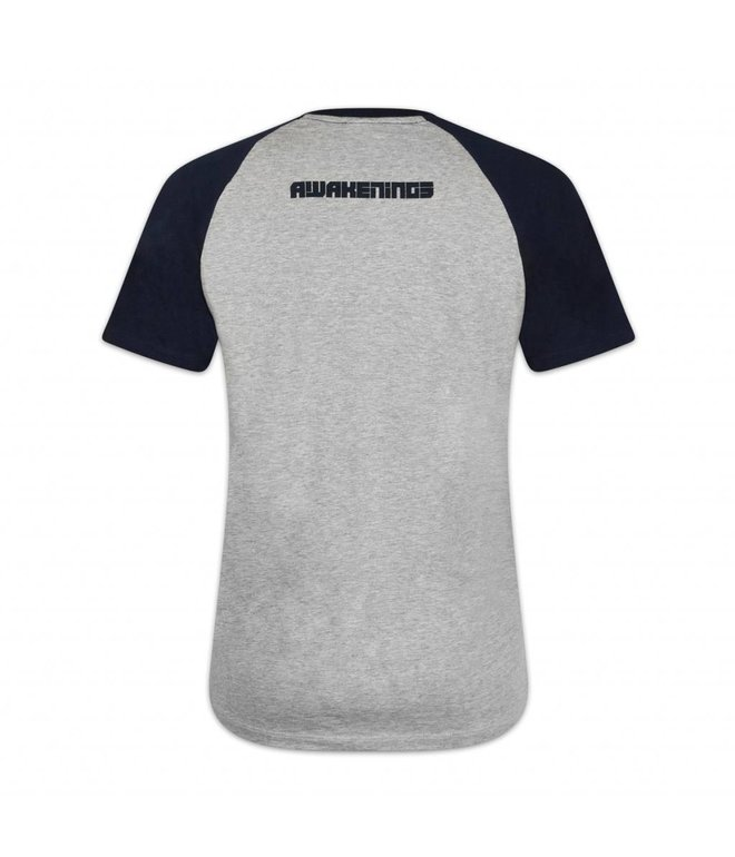 Awakenings Raglan T-Shirt Heather Grey Women