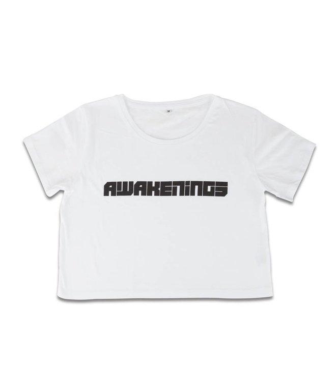 Awakenings Short Top White, Women
