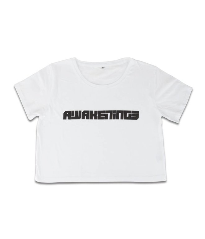 Awakenings Short Top White, Women