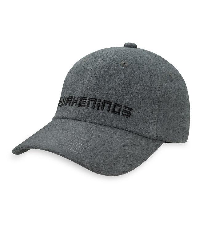 Awakenings baseball cap grey/velvet