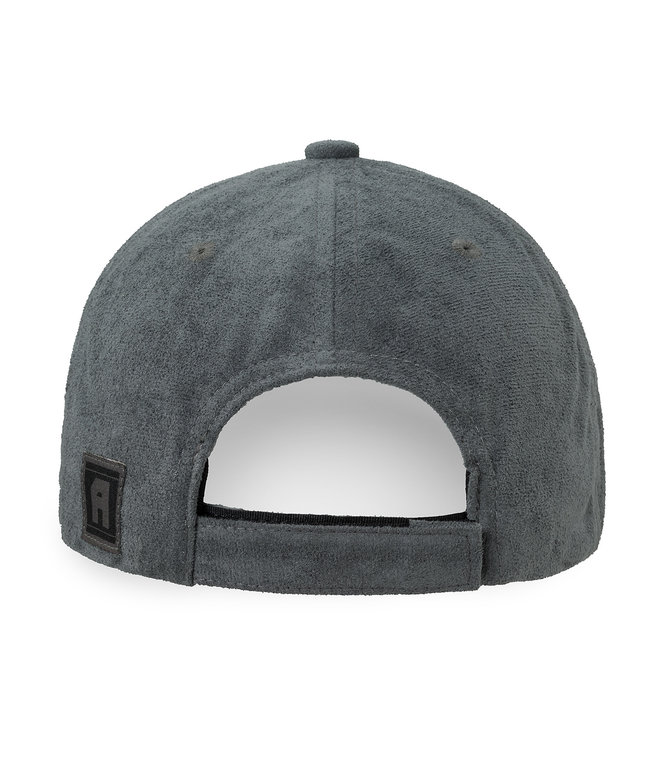 Awakenings baseball cap grey/velvet