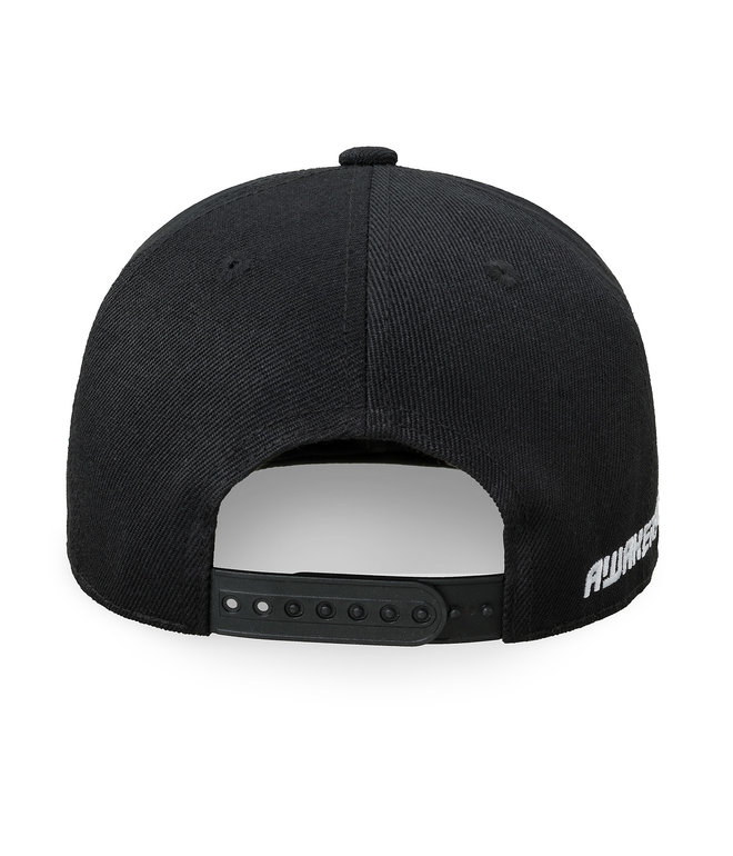 Awakenings snaback black/black