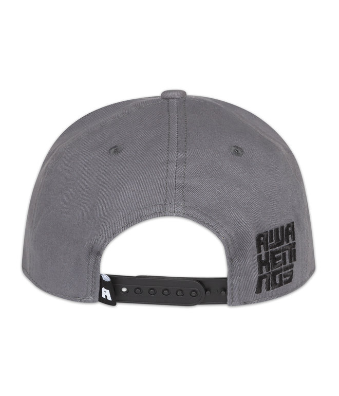 AWAKENINGS SNAPBACK GREY