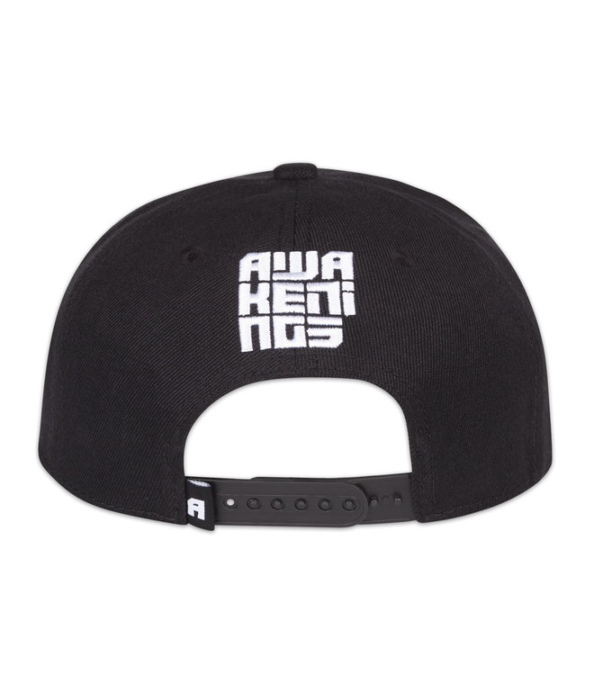 Awakenings Snapback Black/Grey