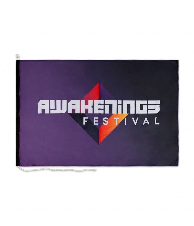 Awakenings Festival Thema Flag
