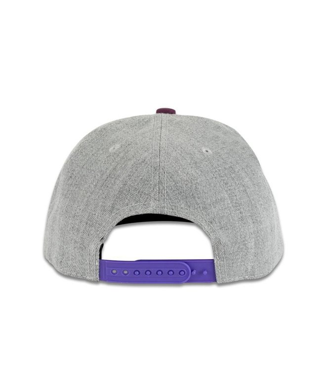 Awakenings Snapback Grey Melange